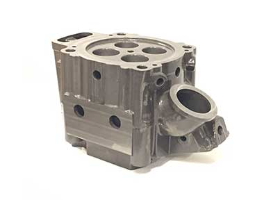 General Electric Cylinder Head - Locomotive and Stationary Power Engines