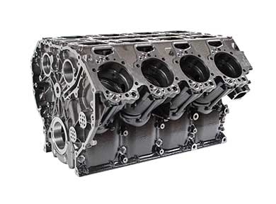 Scania 16 Litre Cylinder Blocks