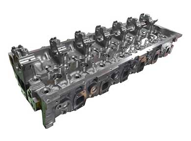Hyundai 5.9, 6.3, 9.9 and 12.7 Litre Cylinder Heads